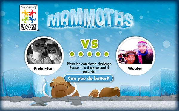 Play Mammoths at Facebook now!